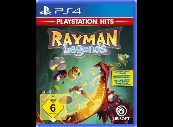 Playstation 4 - Rayman Legends [Playstation Hits]