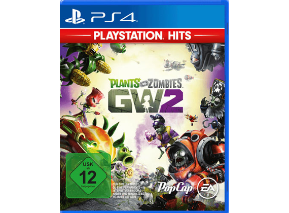 Playstation 4 - Plants vs Zombies Garden Warfare 2 Hits PS