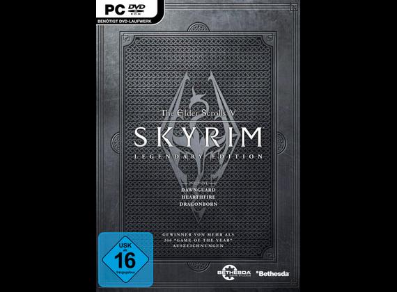 PC - The Elder Scrolls V: Skyrim - Legendary Edition