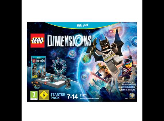 Nintendo Wii U - LEGO Dimensions: Starter Pack