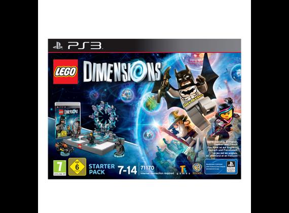 Playstation 3 - LEGO Dimensions: Starter Pack