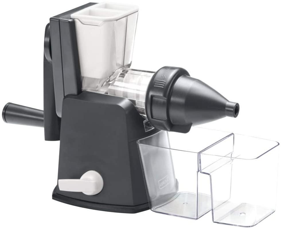 Base & Soul juicer iron gray / white