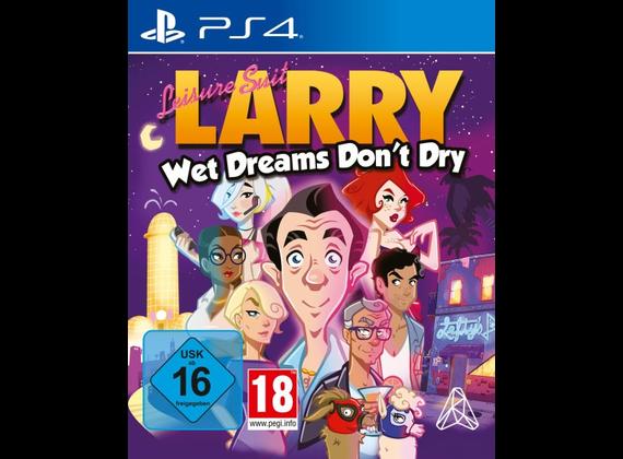 Playstation 4 - Leisure Suit Larry - Wet Dreams Don\'t Dry