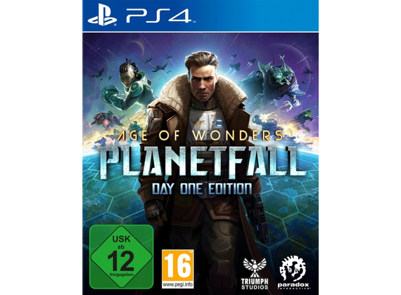 Playstation 4 - Age of Wonders: Planetfall Day One Edition