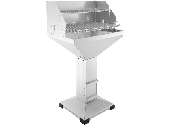 THÜROS T2 - Direct Plus Grill - Stainless Steel