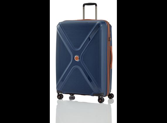 Titan Paradoxx 4-wheel trolley / suitcase in size: L, Navy