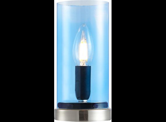 Nino Laik table lamp, blue