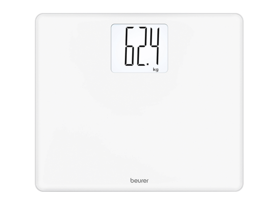 BEURER Bathroom scale GS 340 XXL to 200KG white