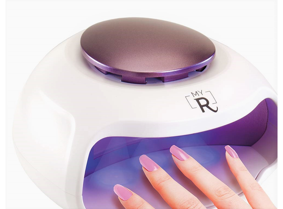 MY ROUTINE Electric Nail Dryer
