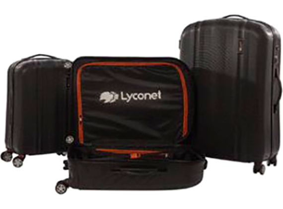 Lyconet Travel Set
