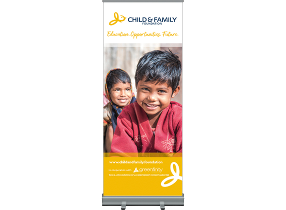 Roll up Child & Family Foundation - Children / Headscarf