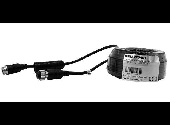 Blaupunkt 10m extension cable for reversing camera, black