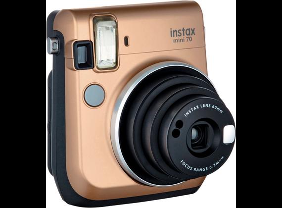 Fujifilm Instax Mini 70, gold