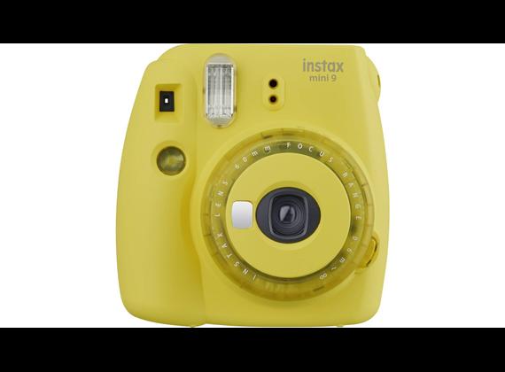 Fujifilm Instax Mini Camera 9 Clear yellow