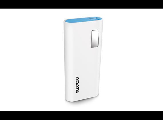Adata P12500D - Powerbank Lithium-ion (Li-Ion) - white