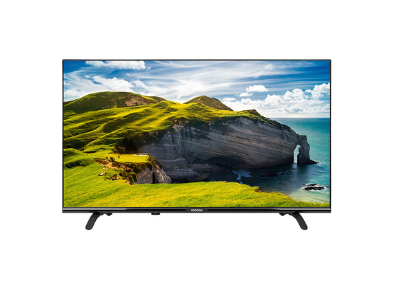 "Coocaa 32 \""LCD / LED TV (81cm diagonal) Resolution 1366 x 768 incl. Triple tuner"