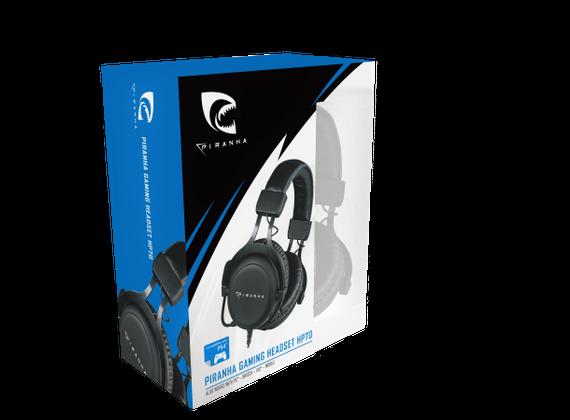 Piranha Gaming Headset HP70 for PlayStation 4