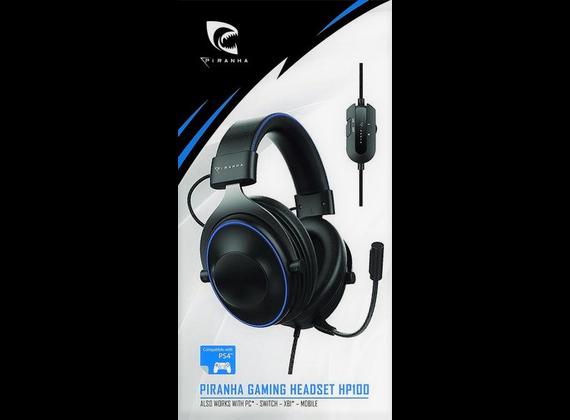 Piranha PS4 HEADSET HP100