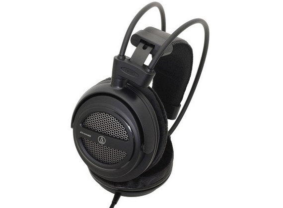 Audio Technica ATH-AVA400 Over-ear open-back home studio headphones - Black