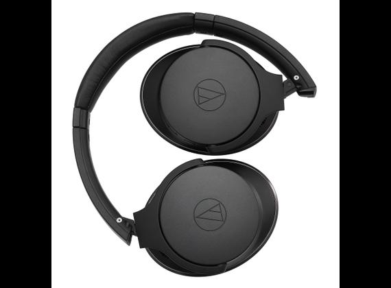 Audio-Technica Bluetooth Over-Ear Headphones ATH-ANC900BTBK in black