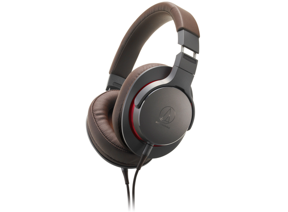 Audio-Technica ATH-Over Ear MSR7bGM (incl. Cover)