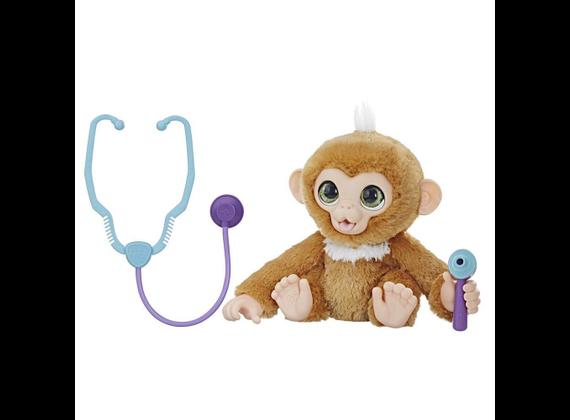 Hasbro FURREAL Check-up Zandi Interactive Toy