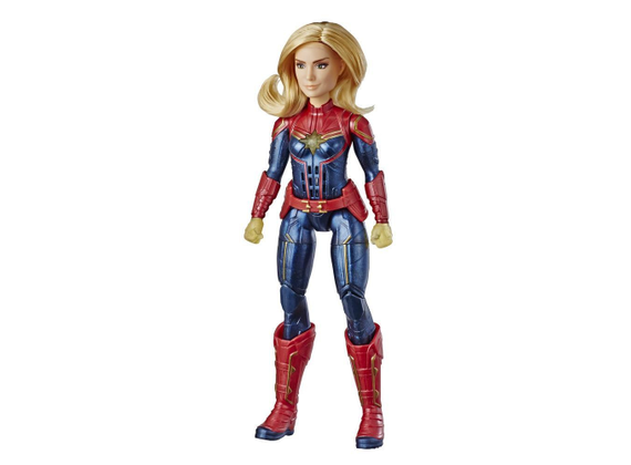 Hasbro Captain Marvel doll with light & sound effects