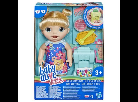 Baby Alive Baby Pasta fun