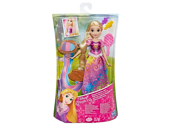Hasbro Disney Rapunzel Rainbow Hair Doll