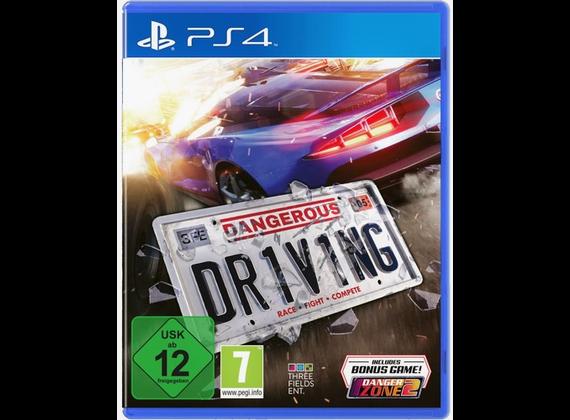Playstation 4 - Dangerous Driving
