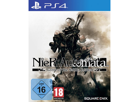 Playstation 4 - NieR: Automata - Game of the YoRHa Edition