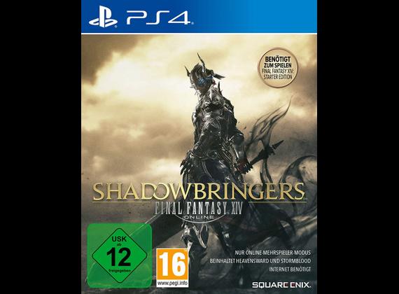Playstation 4 - Final Fantasy XIV: Online - Shadowbringers