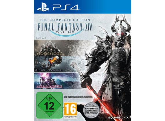 Playstation 4 - Final Fantasy XIV: Online - Complete Edition