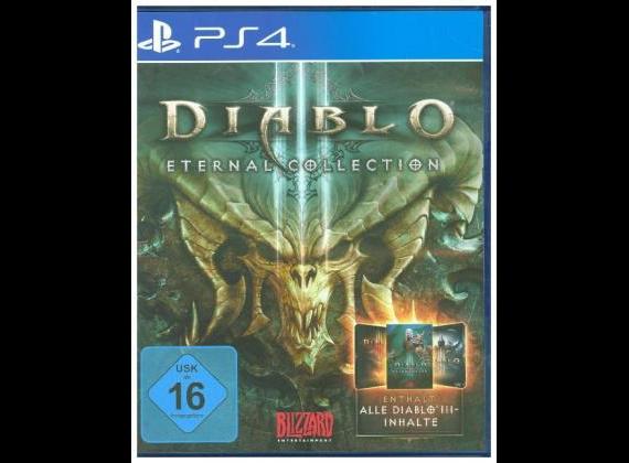 Playstation 4 - Diablo 3: Eternal Collection