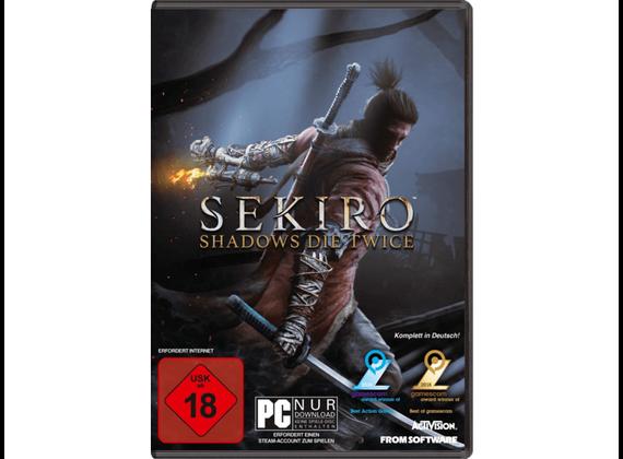 PC - Sekiro - Shadows die twice