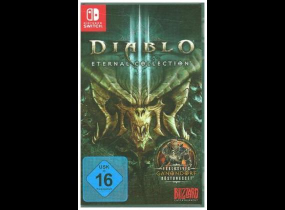 Nintendo Switch - Diablo III: Eternal Collection