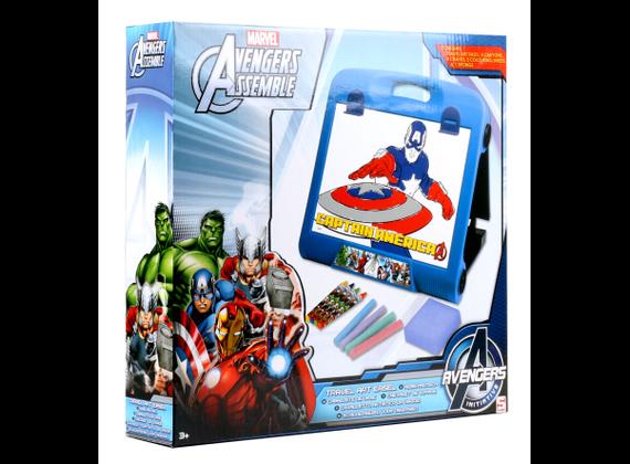 Paint board Avengers