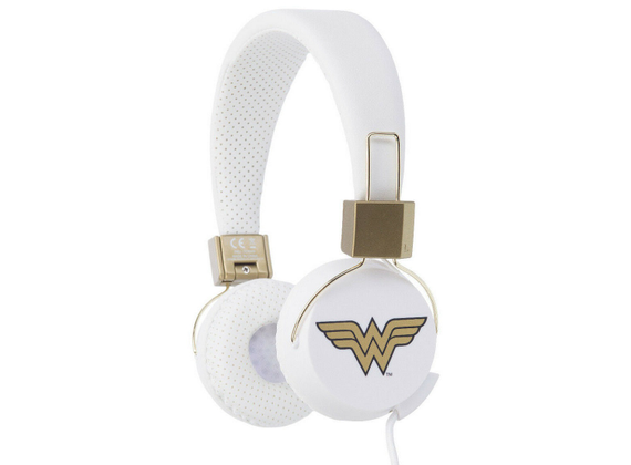 OTL Wonder Women Tween Children-Headphone DC0348 White