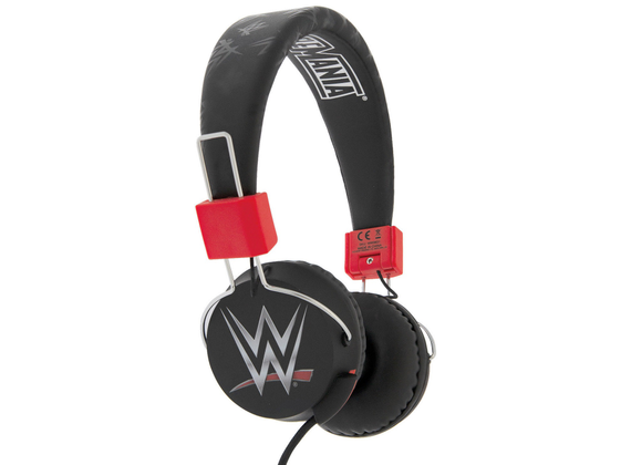 WWE Retro Logo TWEEN black / red WW0631