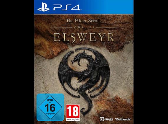 Playstation 4 - The Elder Scrolls Online: Elsweyr
