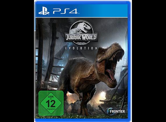 PlayStation 4 - Jurassic World Evolution