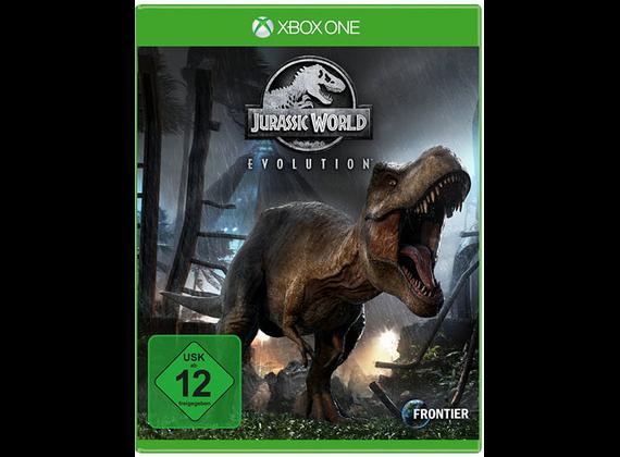 XBOX One - Jurassic World Evolution