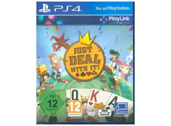 Playstation 4 - Just Deal with it [Play Link]