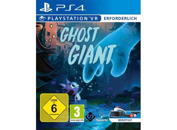 Playstation 4 - Ghost Giant [Playstation VR]