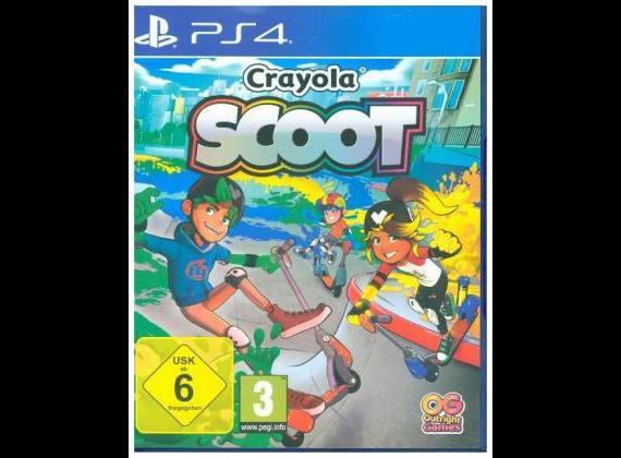 Playstation 4 - Crayola Scoot