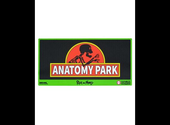 """Rick & Morty \""""Anatomy Park\"""" doormat / door mat"""