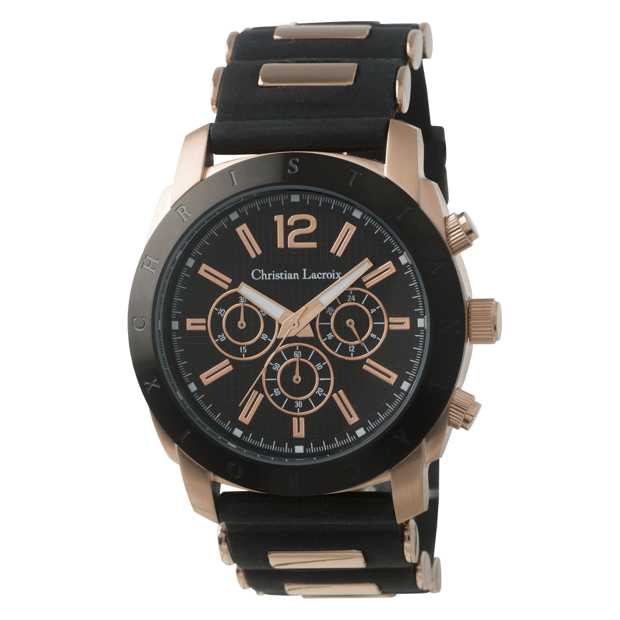 Christian Lacroix Wrist Watch Dolms in Rose Gold