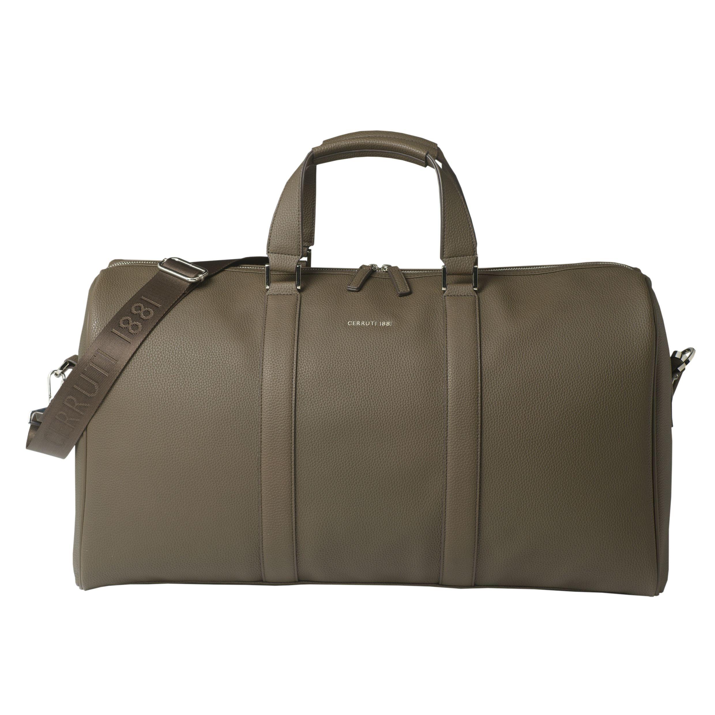 Cerruti 1881 travel bag Hamilton in taupe