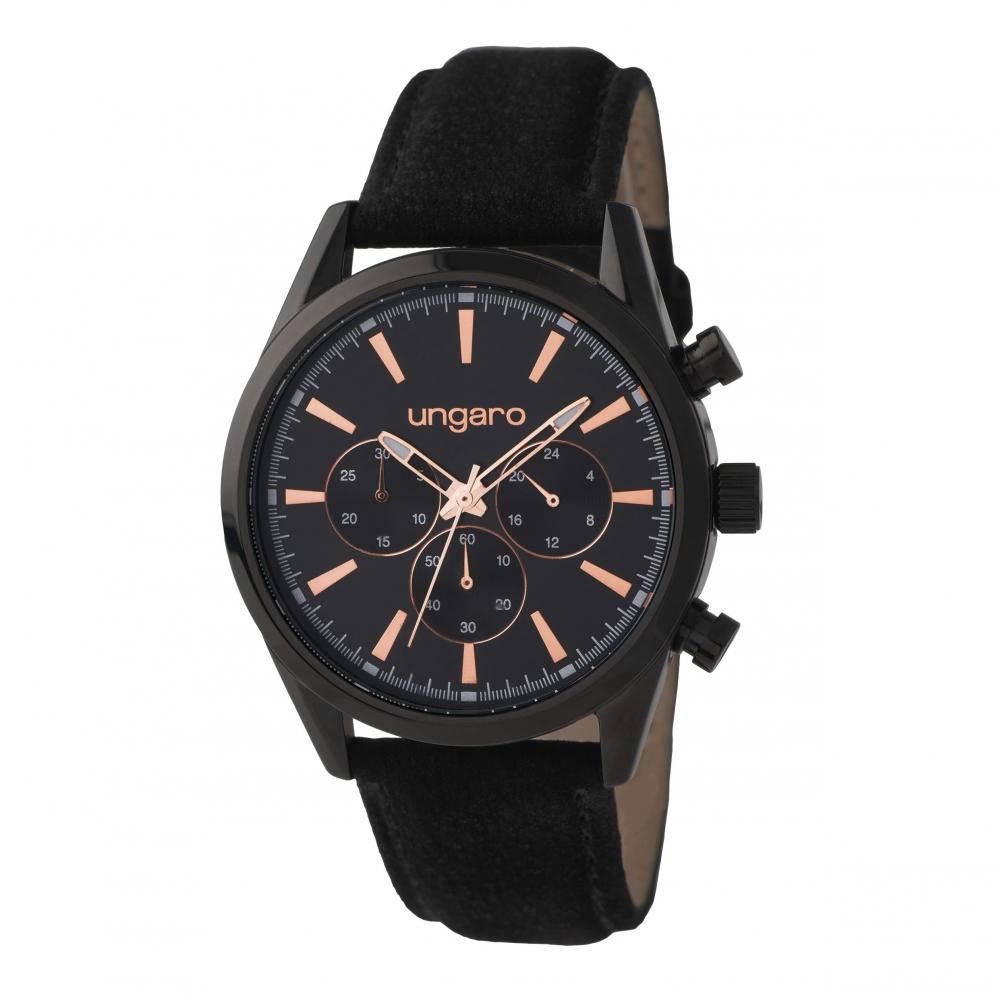 Ungaro wristwatch orso in black