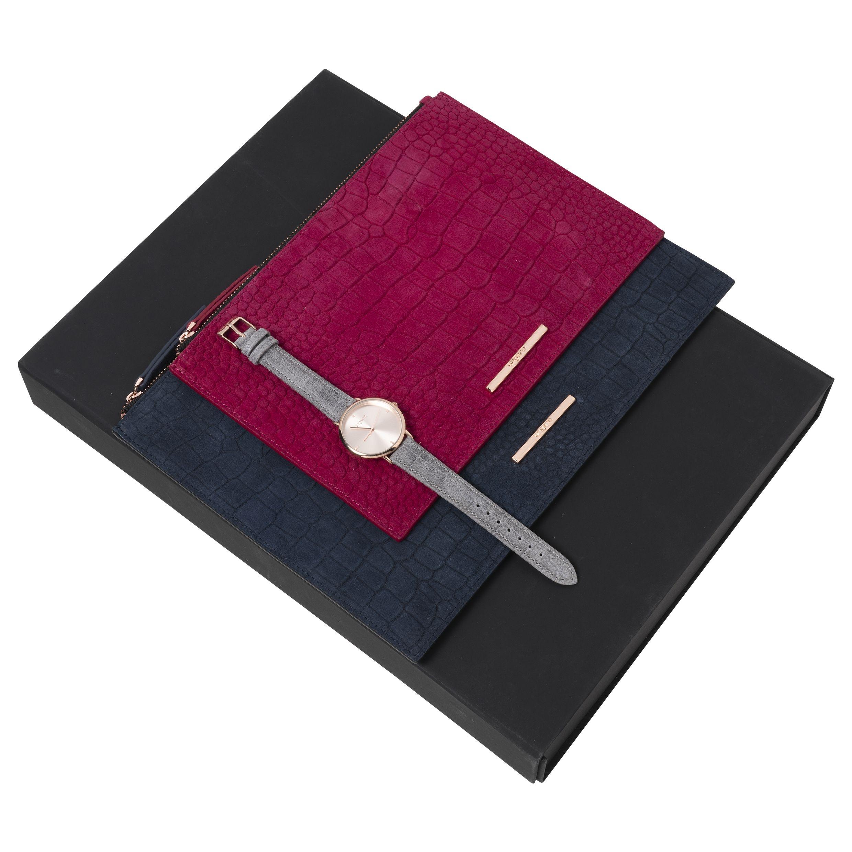 Ungaro Set Giada (clutch & wristwatch)